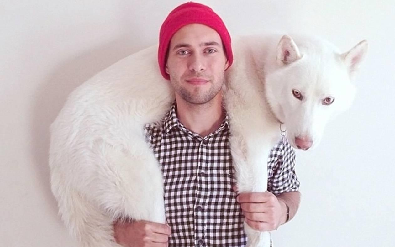 Δύο χρόνια ταξιδεύει με το σκύλο του. Δείτε τις φωτογραφίες