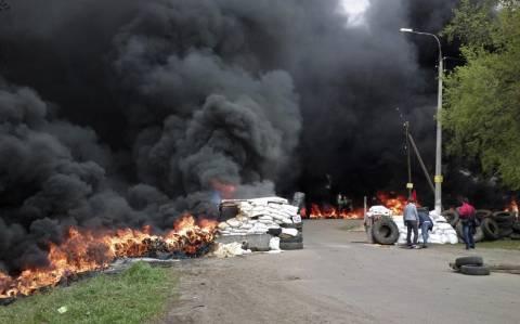 Ουκρανία: 12 στρατιώτες σκοτώθηκαν και 18 τραυματίστηκαν