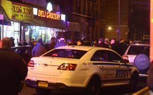 Νέα Υόρκη: Πυρά κατά αστυνομικών με δυο τραυματίες (photos)