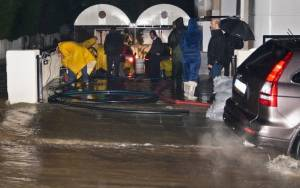 Μετρά πληγές από τις πλημμύρες η Κύπρος