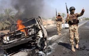 Ιράκ: Τουλάχιστον 23 νεκροί σε συγκρούσεις και επιθέσεις αυτοκτονίας