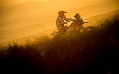 Rally Dakar 2015 2η ημέρα: Στην κορυφή ο Al-Attiyah