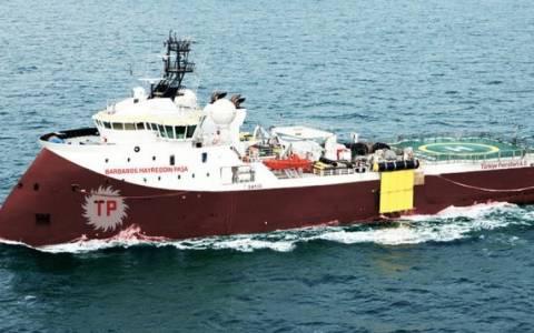 Το Barbados απέπλευσε για νέες έρευνες στην ανατολική Μεσόγειο
