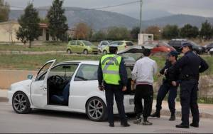 Θεσσαλία: 25 συλλήψεις κατά τη διάρκεια αστυνομικών ελέγχων