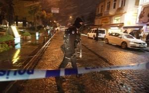 Η ακροαριστερή DHKP-C πίσω από την επίθεση στην Κωνσταντινούπολη