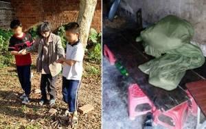 Δυο ανήλικα αγόρια κοιμόντουσαν δίπλα στο πτώμα της μητέρας τους