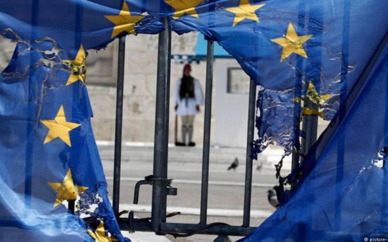 Εκστρατεία εκφοβισμού των Ελλήνων υπό την απειλή του Grexit