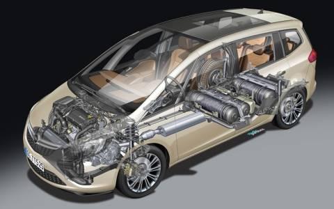 Opel: Zafira Tourer το οικολογικό Van