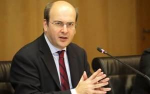 Χατζηδάκης σε Σταθάκη: Δεν θα μείνει επενδυτής στην Ελλάδα