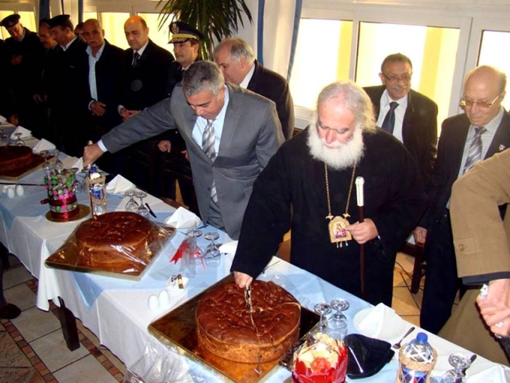 Ο αγιασμός των Υδάτων στην Αλεξάνδρεια από τον Πατριάρχη Θεόδωρο