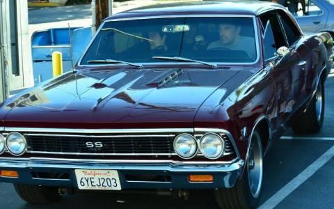 Κλασικά αυτοκίνητα: Η Chevelle του Ben Affleck (photos)