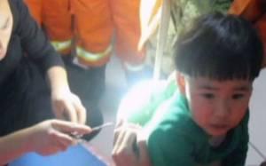 Κίνα: Κοριτσάκι εγκλωβίστηκε σε... πλυντήριο