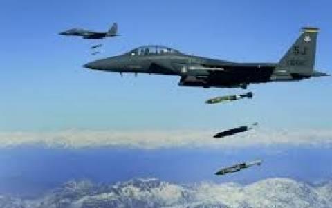 Συρία-Ιράκ: 3.222 στόχοι του ΙΚ έχουν πληγεί από τις επιδρομές του συνασπισμού