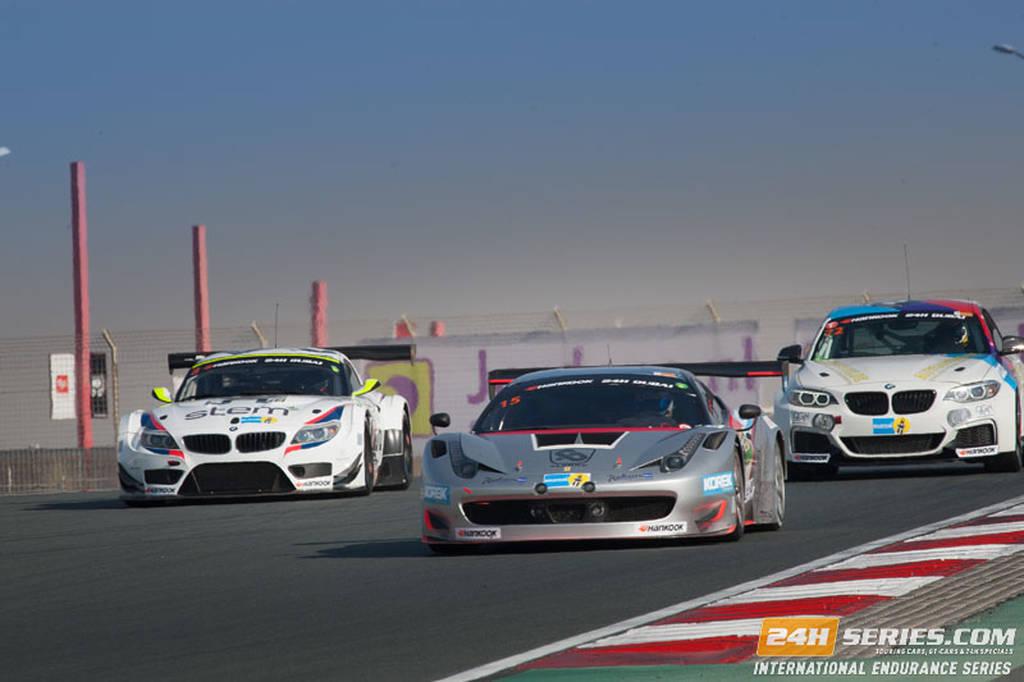 24H Dubai Race: Η Ελληνική συμμετοχή στον 24ωρο αγώνα του Ντουμπάι (η Ferrari με το νούμερο 15)