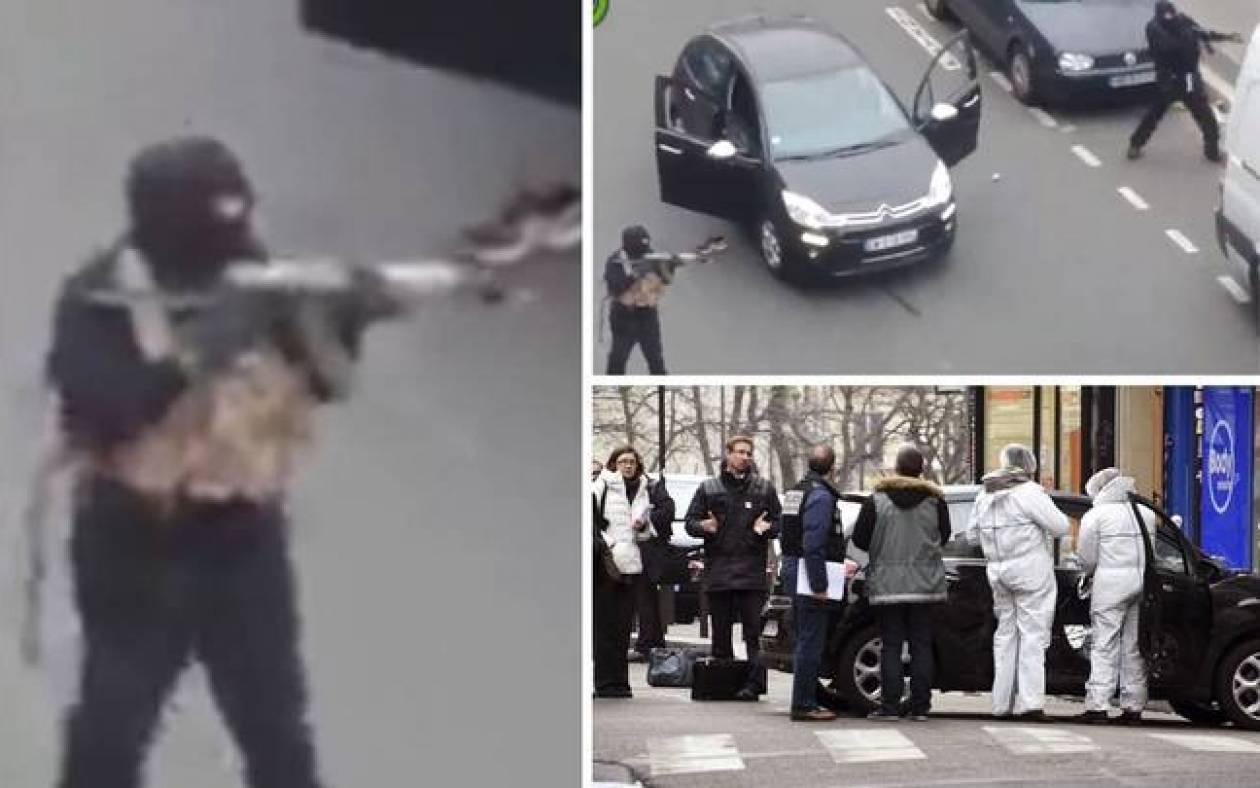 Charlie Hebdo: Ανθρωποκυνηγητό για τη σύλληψη των επικίνδυνων δραστών