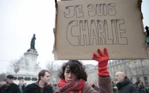 Charlie Hebdo: Η τρομοκρατία δεν θα περάσει