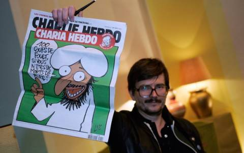 Charlie Hebdo: Τα αμερικάνικα Μέσα έκαναν πίσω, φοβούμενα αντίποινα