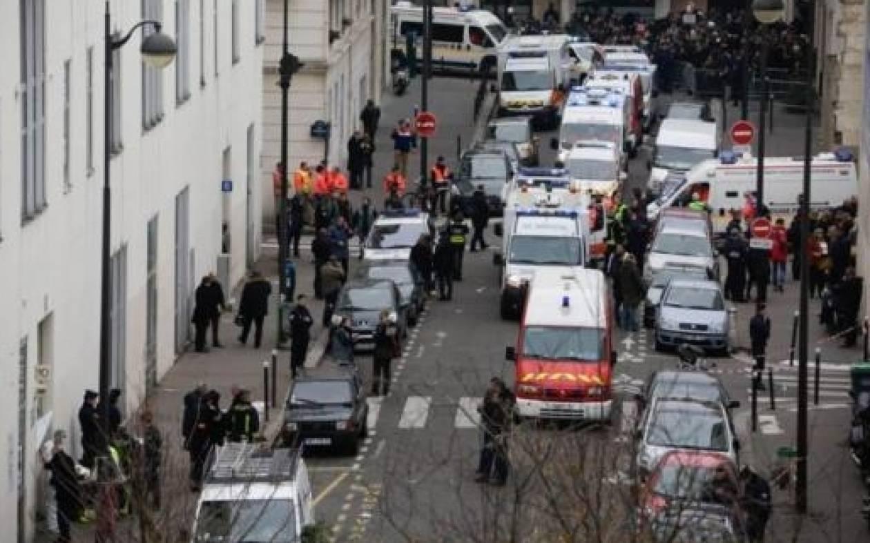 Charlie Hebdo: 7 άτομα του περιβάλλοντος των καταζητούμενων αδελφών κρατούνται