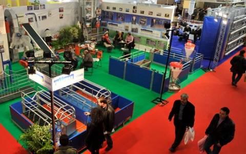 Μεγάλη διεθνής έκθεση κτηνοτροφίας ανοίγει στη Θεσσαλονίκη