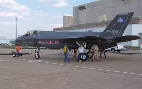Άλλα τέσσερα F 35 παραγγέλνει η Άγκυρα από τη Lockheed Martin