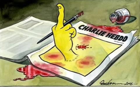 Η εκμετάλλευση του Charlie Hebdo από τους πολιτικούς άρχισε