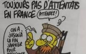 Charlie Hebdo: Στα περίπτερα την επόμενη εβδομάδα