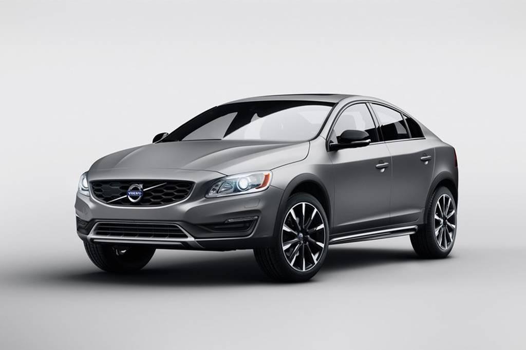 Volvo: Νέο S60 Cross Country