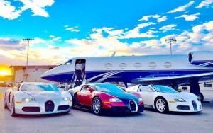 Κλασικά Αυτοκίνητα: Ο κόσμος του Floyd Mayweather