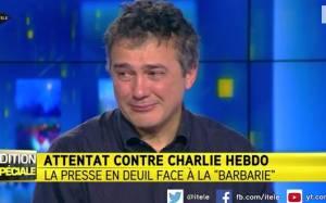 Charlie Hebdo: Η συγκλονιστική μαρτυρία του γιατρού – «δεν μπόρεσα να τους σώσω»