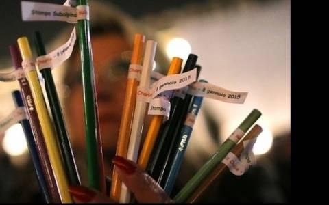 Charlie Hebdo: Όλη η Ευρώπη, Γαλλία (video & pics)