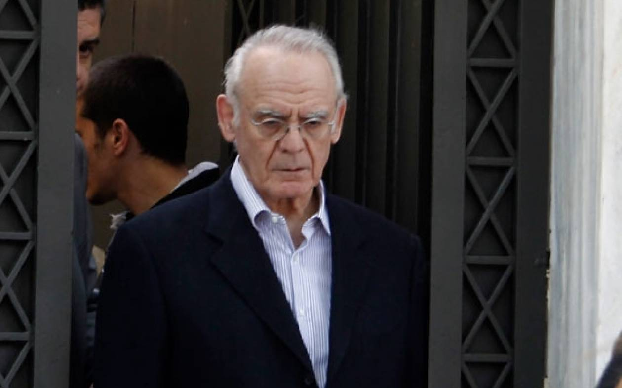 Τον Λιβάνη πρότεινε ως μάρτυρα του ο Τσοχατζόπουλος