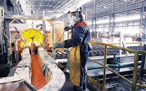 ΕΛΣΤΑΤ: Αύξηση βιομηχανικής παραγωγής το Νοέμβριο