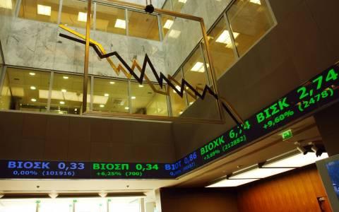 Φλερτάρει με τις 785 μονάδες η χρηματαγορά
