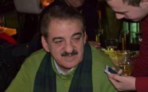Μαχαίρωσαν τον Λαρισαίο αθλητικογράφο Γιάννη Καλογιάννη