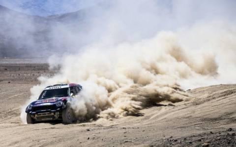 Ράλλυ Dakar 2015 5η ημέρα: Μένει πρώτος ο Al-Attiyah