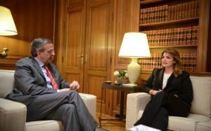 Εκλογές 2015 - Η Γκερέκου μιλά για πρώτη φορά για τη «μεταγραφή» της στη ΝΔ (vid)
