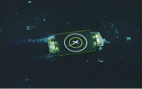 Space X  - Χωρίς επιτυχία η δοκιμή αλλά... συνεχίζει