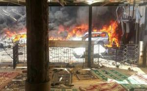 Λίβανος: Διπλή επίθεση αυτοκτονίας στην Τρίπολη