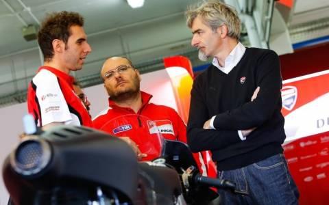 MotoGP:Θέλει νίκες το 2015 η Ducati