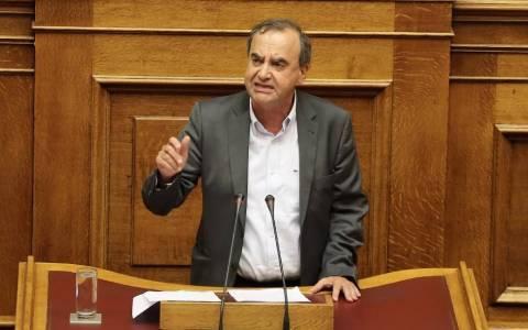 Στρατούλης: Πρώτος στον κοινοβουλευτικό έλεγχο