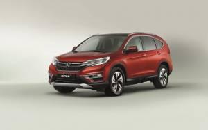 Honda: Νέο CRV ανανεωμένο και αναβαθμισμένο
