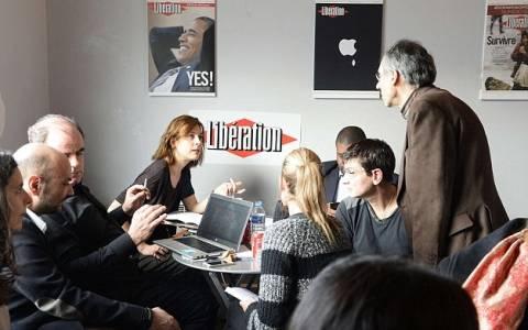 Charlie Hebdo: Στα γραφεία της Liberation βρήκε «καταφύγιο» η συντακτική του ομάδα