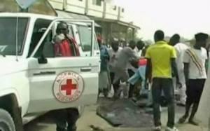 Νιγηρία: 10χρονο κορίτσι ανατινάχθηκε σε κεντρική αγορά (video)