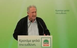 Σκανδαλίδης: «Ιστορικό ατόπημα ένας Παπανδρέου να επιχειρεί διάσπαση του ΠΑΣΟΚ»