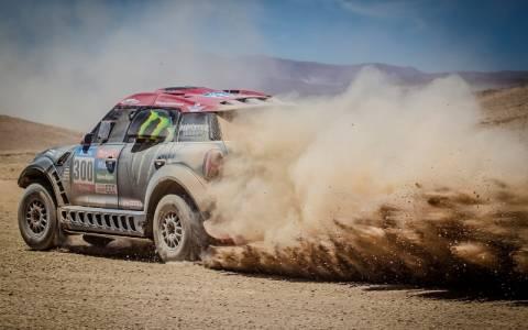 Ράλλυ Dakar 2015 7η ημέρα: Εικόνες αντίθεσης