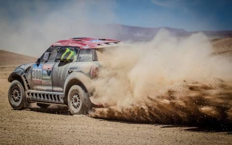 Ράλλυ Dakar 2015 έβδομη ημέρα: Εικόνες αντίθεσης