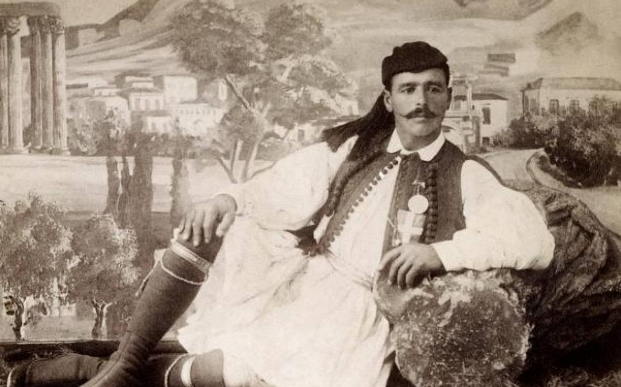 Σαν σήμερα το 1872 γεννιέται ο Σπύρος Λούης