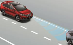 Honda: Το ασφαλές Cruise Control