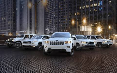 Jeep: Τα Renegade και Cherokee στην Ελλάδα