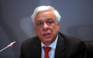 Παυλόπουλος: «Δεν φοβάμαι κάτι που θα εκλέξει ο ελληνικός λαός»(vid)